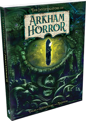 Arkham Horror: The Investigators of Arkham Horror (engl.)
