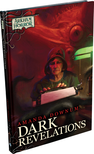 Arkham Horror: The Card Game - Dark Revelations (engl.)