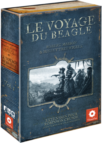Robinson Crusoe: Voyage of the Beagle (engl.)