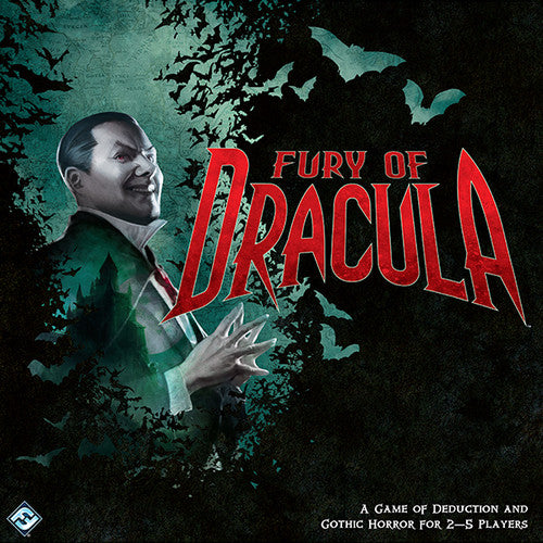 Fury of Dracula (4th Edition 2018) (engl.)