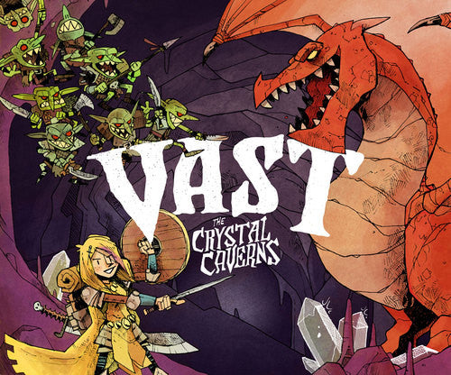 Vast: The Crystal Caverns (engl.)