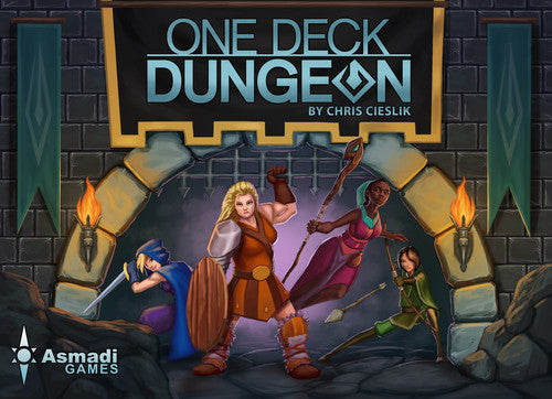 One Deck Dungeon (engl.)