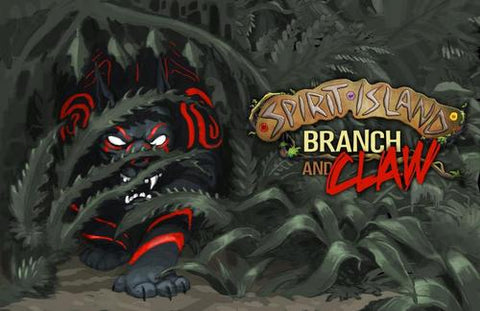 Spirit Island: Branch & Claw Expansion (engl.)
