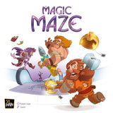 Magic Maze (engl.)