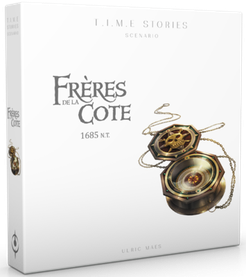 Time Stories: Brotherhood of the Coast (engl.) + free scenario - Preorder