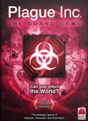 Plague Inc: The Board Game (engl.)