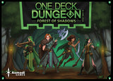 One Deck Dungeon: Forest of Shadows (engl.)