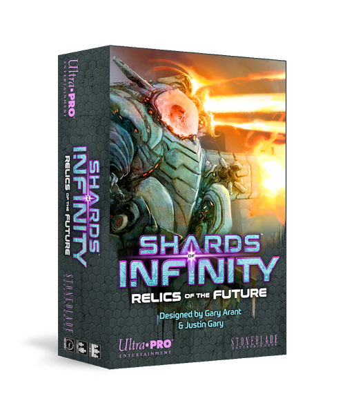 Shards of Infinity: Relics of the Future Expansion (engl.)