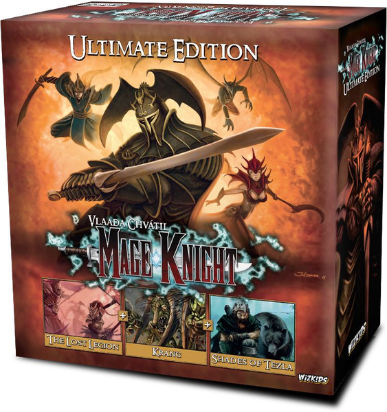 Mage Knight: Ultimate Edition (engl.)