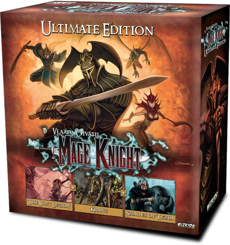 Mage Knight: Ultimate Edition (engl.) - Preorder