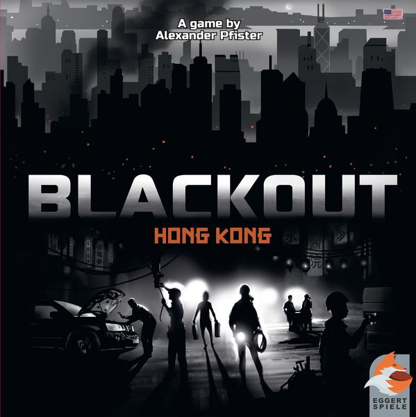Blackout: Hong Kong (engl.)