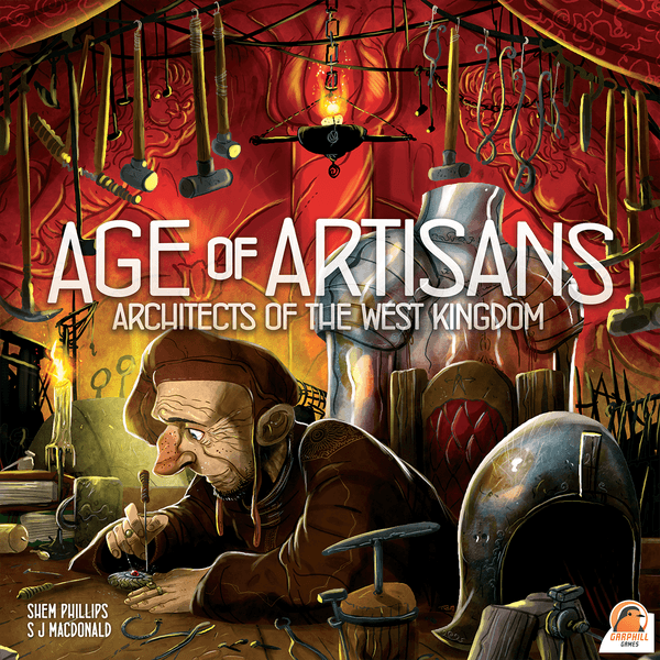 Architects of the West Kingdom: Age of Artisans Expansion (engl.)