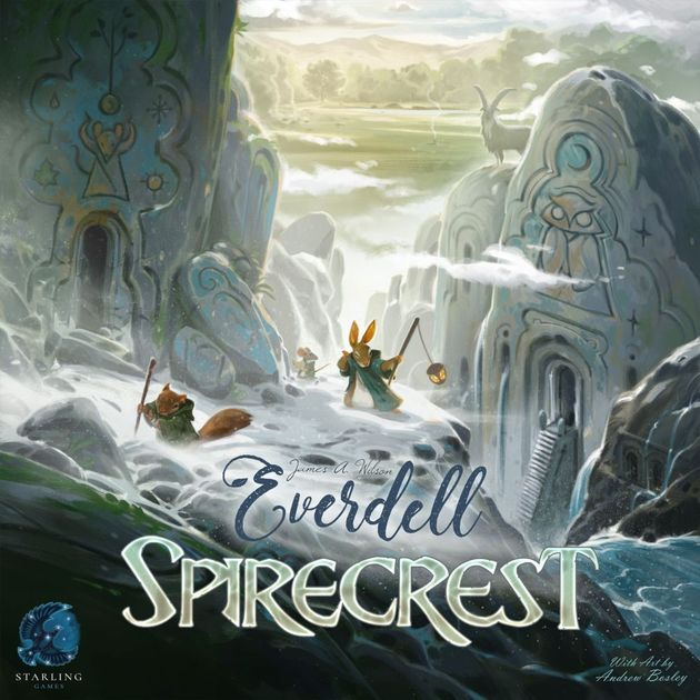 Everdell: Spirecrest Expansion (engl.)