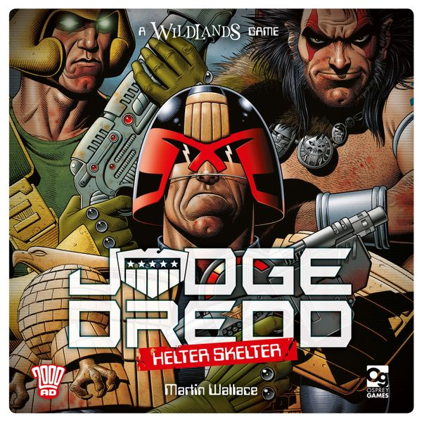 Judge Dredd: Helter Skelter (engl.)