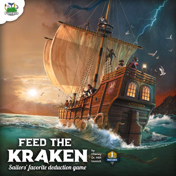 Feed the Kraken (engl. / deutsch) - Preorder