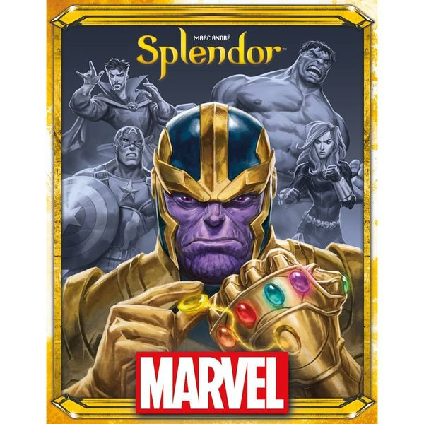 Splendor: Marvel (engl.)