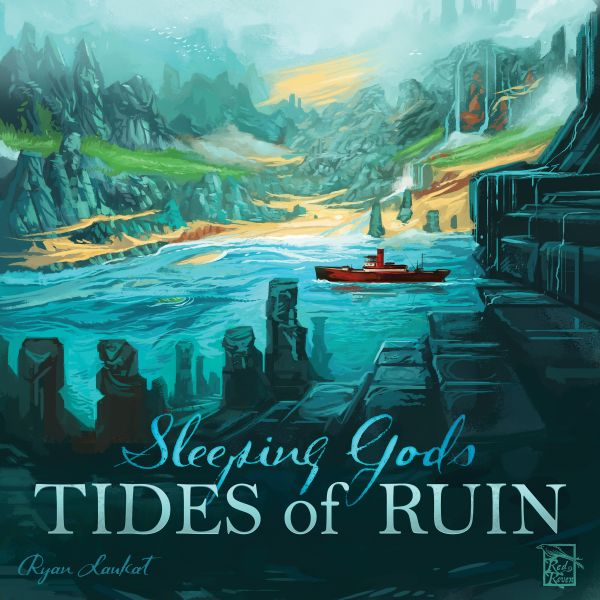 Sleeping Gods: Tides of Ruin Expansion (engl.)