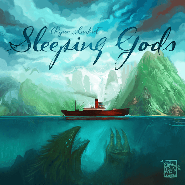 Sleeping Gods (engl.)