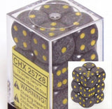 Chessex: Urban Camo - 12 x D6 Set (16mm, pip)