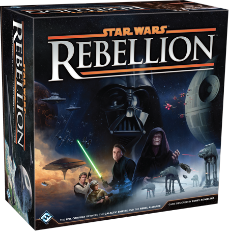 Star Wars: Rebellion (engl.)