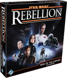 Star Wars: Rebellion - Rise of the Empire Expansion (engl.)