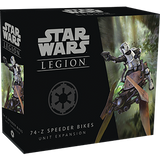 Star Wars: Legion - 74-Z Speeder Bikes (engl.)