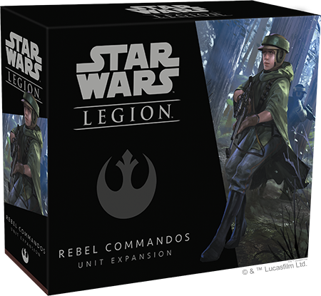 Star Wars: Legion Rebel Commandos (engl.)