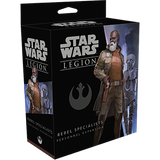Star Wars: Legion Rebel Specialists Personnel Expansion (engl.)