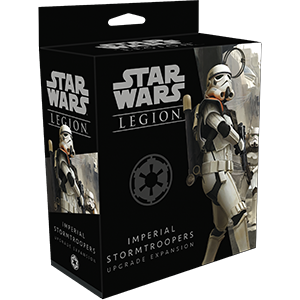 Star Wars: Legion - Imperial Stormtroopers Upgrade (engl.)