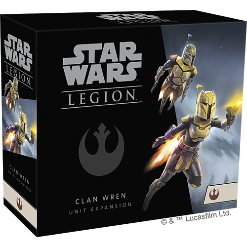 Star Wars: Legion - Clan Wren (engl.) - Preorder