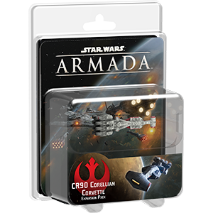 Star Wars: Armada CR90 Corellian Corvette (engl.)