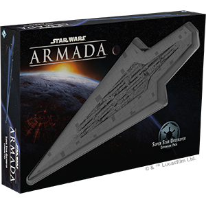 Star Wars: Armada Super Star Destroyer (engl.)