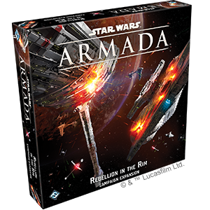 Star Wars: Armada Rebellion in the Rim (engl.)