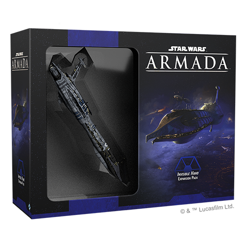 Star Wars: Armada Invisible Hand (en / de) - Preorder