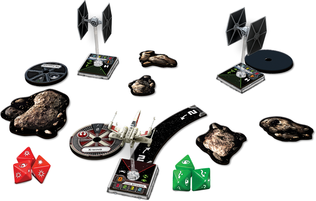 X-Wing: Core Set (engl.)