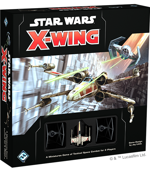 X-Wing: 2nd Ed Core Set (deutsch)