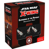 X-Wing: 2nd Ed. Guardians of the Republic Squadron (engl.)