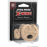 X-Wing: 2nd Ed. Galactic Republic Maneuver Dial Upgrade Kit (deutsch) (engl.) - Preorder