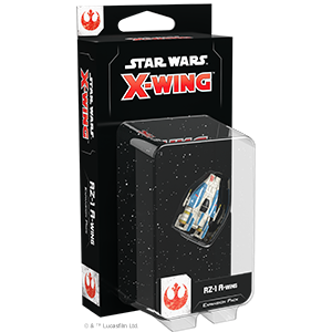 X-Wing: 2nd Ed. RZ-1 A-Wing (english)