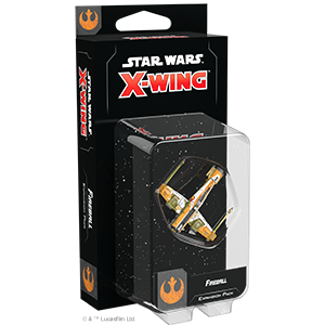 X-Wing: 2nd Ed. Fireball Expansion (deutsch)