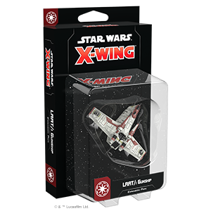 X-Wing: 2nd Ed. LAAT/i Gunship (engl.)