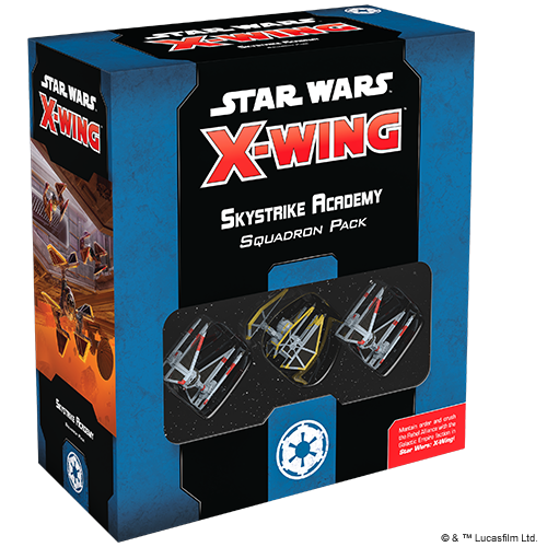X-Wing: 2nd Ed. Skystrike Academy Squadron Pack (en/de) - Preorder