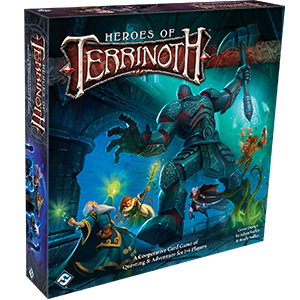 Heroes of Terrinoth: Core Set (engl.)