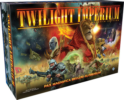 Twilight Imperium: 4th Edition (engl.)