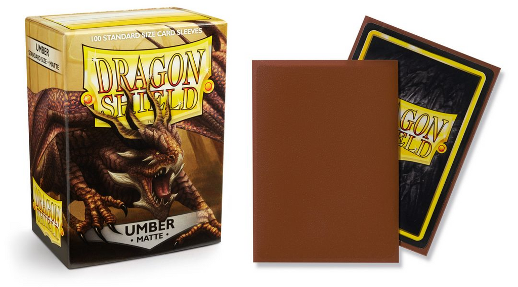 Dragon Shield Standard Sleeves - Multiple Colours (14 Variants)