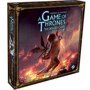 Game of Thrones: The Board Game, Mother of Dragons Expansion (engl.)