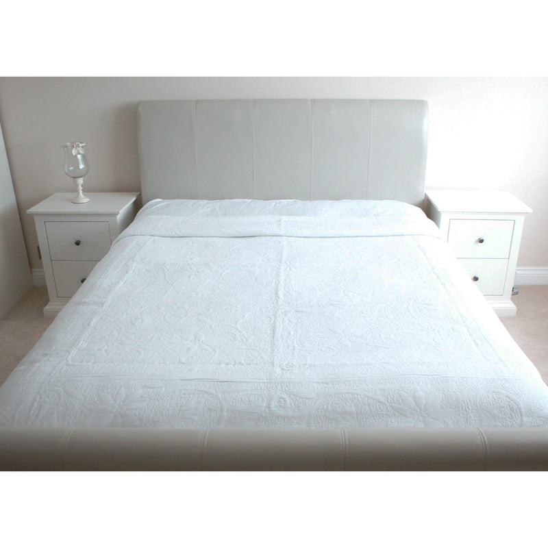 Tip Top Bedspread Cotton Set - Super King
