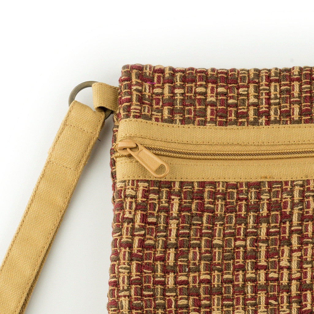 Carry Me Wristlet Red-Brown