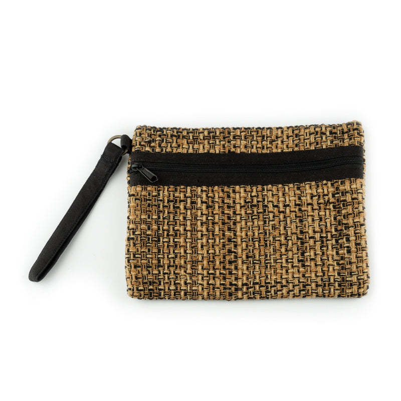 Carry Me Wristlet Brown-Black
