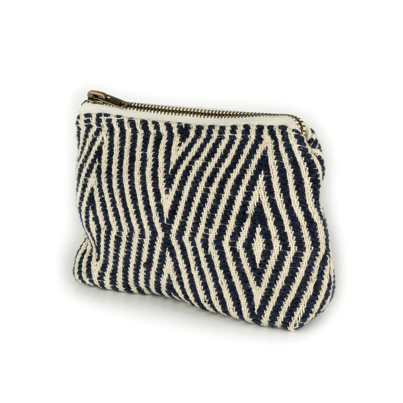 Smart Chic Wallet - Navy Diamond